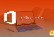 cài đặt office 2016