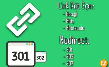 Tổng hợp Webs rút gọn link miễn phí nên dùng. Ý nghĩa của Redirect 301, 302, 307