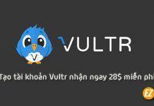 VPS Vultr có gì hot?? Server Giá rẻ dành cho bạn trong hôm nay