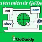 Có nên mua tên miền từ GoDaddy không?