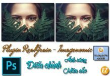 plugin RealGrain hỗ trợ điều chỉnh ánh sáng và màu sắc trong photoshop