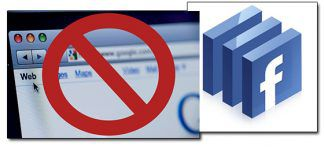 đổi DNS truy cập facebook, website bị chặn