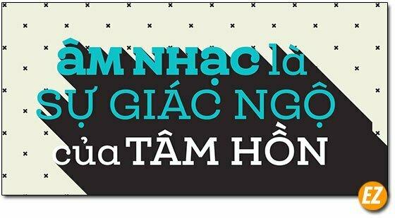 Font chữ Latinotype - Queulat Uni việt hoá