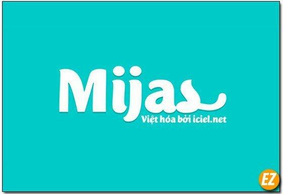 Font chữ Mijas Ultra Việt Hoá