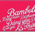 Font chữ Bambola Việt Hoá