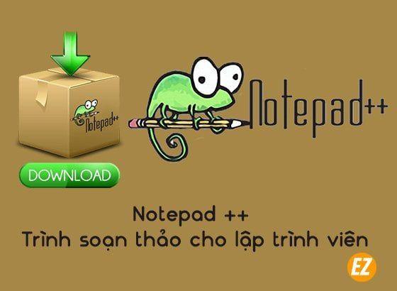hướng dẫn download notepad++