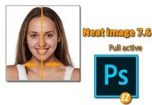 Plugin neat image 7.6 cho Photoshop