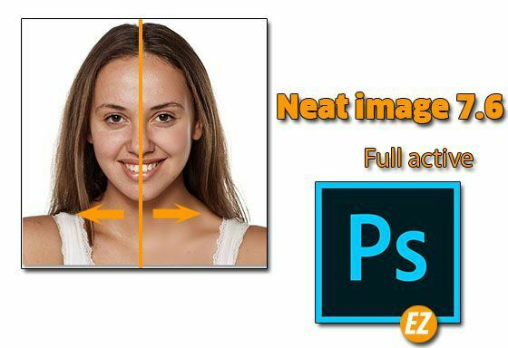 Plugin neat image 7.6 cho Photoshop