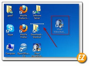 sắp xếp thư mục trên màn hình desktop fix lỗi mất icon ngoài màn hình desktop