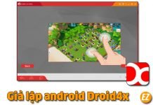giải lập android droid 4x