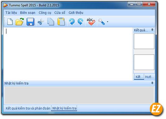 Phần mềm kiểm tra lỗi chính tả Tummo Spell