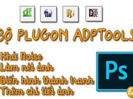 Share bộ plugin Adptools