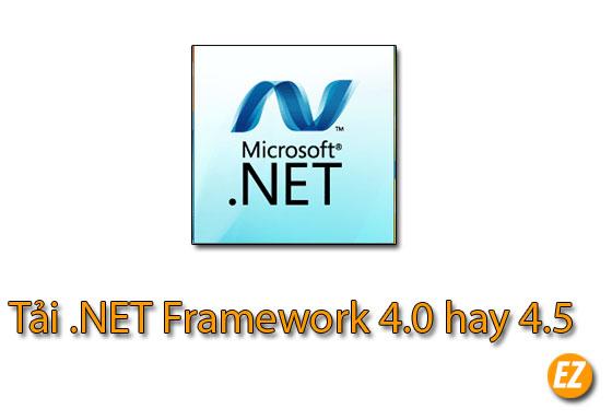 tải net famework 4.0