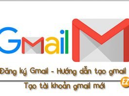 Tạo tài khoản gmail - tạo gmail -đăng ký tài khoản gmail
