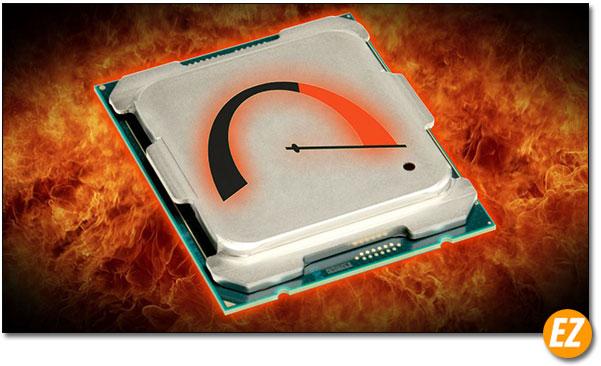 Cpu máy tính quá nóng