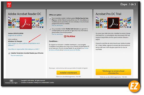 Hướng dẫn điều chỉnh phiên bản Adobe Reader mới nhất