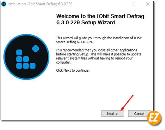 Tải IObit Defrag Pro - Chống phân mảnh ổ cứng 1
