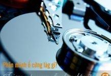 Phân mảnh ổ cứng là gì