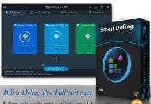 Tải phần mềm IObit Defrag Pro full mới nhất miễn phí