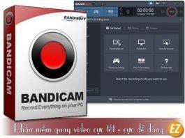 Tải phần mềm Bandicam