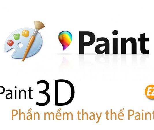 Tải và cài đặt phần mềm Paint 3D trên windows 10