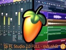 Tải Fl Studio 20 Full