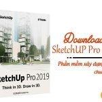 Tải Sketchup Pro 2019