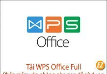 Tải WPS Office FULL